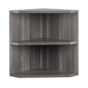 Medina Corner Bookcase by Mayline Group Spacial Price