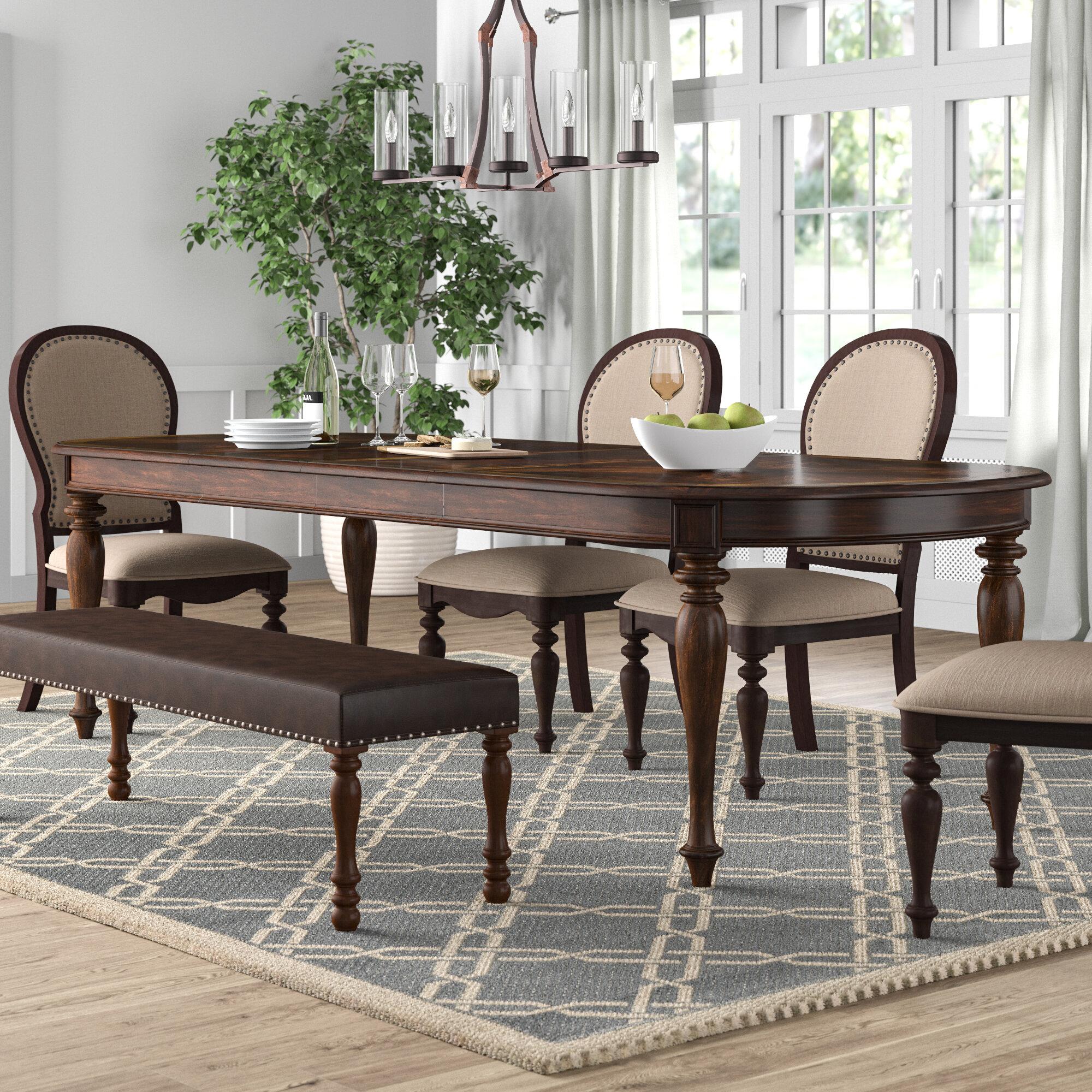 Merveilleux Hooker Furniture Leesburg Extendable Dining Table | Wayfair