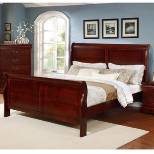Ivywood Full/Double Sleigh Bed