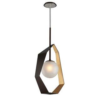 Corrigan Studio Laylah 1-Light Pendant