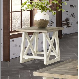 Find a Charley End Table by Highland Dunes Reviews (2019) & Buyer's Guide
