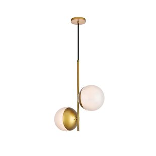 Mercury Row Yearby 2-Light Novelty Pendant