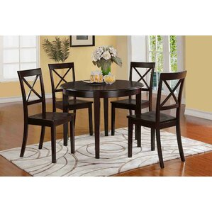 Lancaster Solid Wood Dining Table by TTP ..