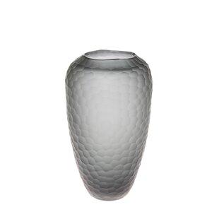 Tall Red Vases Wayfair Co Uk