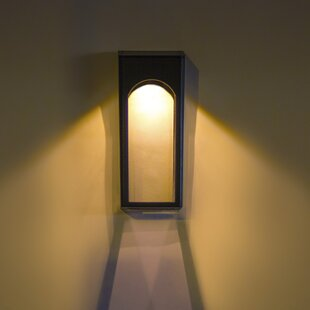 Beudan Solar LED Outdoor Sconce By Sol 72 Outdoor