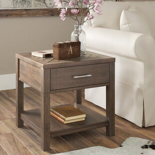 Dearing End Table by Laure..