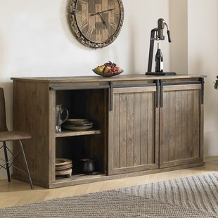 Mesa 28 Bottle Wine Fridge Credenza
