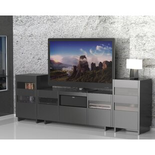 Check Prices Hopewell TV Stand for TVs up to 60 by Wade Logan Reviews (2019) & Buyer's Guide