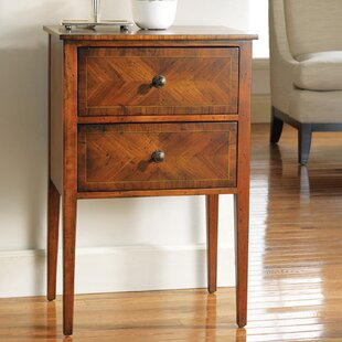 Continental 2 Drawer Chest by Modern History Home