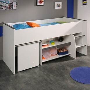 Find a Moby Midsleeper Twin Mate Bed by Parisot Reviews (2019) & Buyer's Guide
