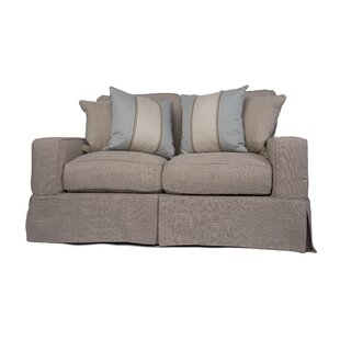 Glenhill Slipcovered Loveseat
