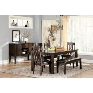 Bartons Bluff 6 Piece Dining Set by Red B..