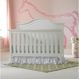 Catania 5-in-1 Convertible Crib By Ti Amo