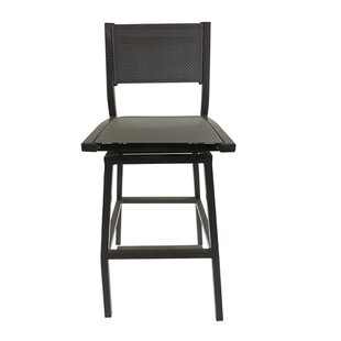 Marina 29 Swivel Bar Stool Brayden Studio