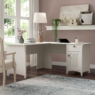 Lark Manor Ottman L-Shape Corner Desk
