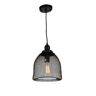 CWI Lighting Drea 1-Light Bell Pendant