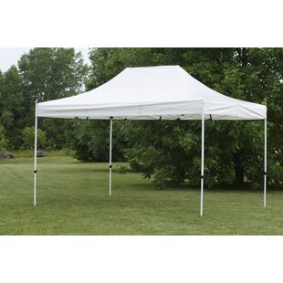 Dura Soleil Denver 10 Ft. W x 15 Ft. D Steel Pop-Up Gazebo