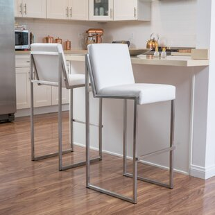 Marisol 29.5 Bar Stool (Set of 2) Latitude Run