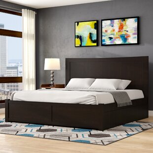 Bargain Amy Platform Bed by Latitude Run Reviews (2019) & Buyer's Guide