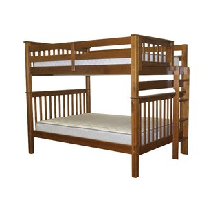 Affordable Price Treva Full over Full Bunk Bed by Harriet Bee Reviews (2019) & Buyer's Guide