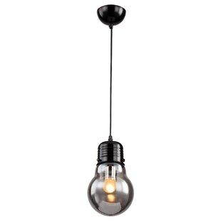 Williston Forge Menchaca 1-Light Bulb Pen..