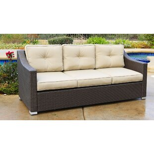 Suai Patio Sofa with Cushions