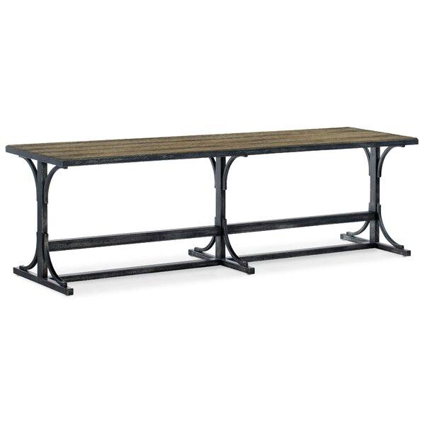 Hooker Furniture La Grange Metal Bench Perigold