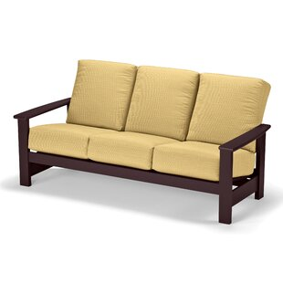 Leeward Deep Patio Sofa with Cushions