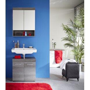 Compare Price Vanzant 58cm Under Sink Storage Unit