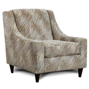 Brayden Studio Bernao Slipper Chair