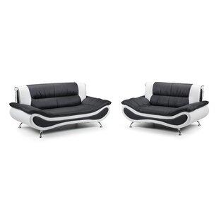 Eula Configurable Sofa Set By Metro Lane