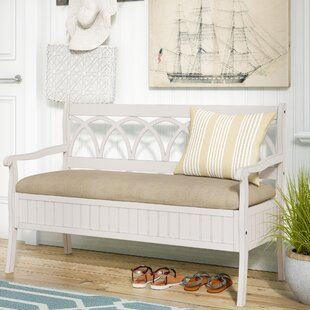 Channahon Storage Bench by Highland Dunes