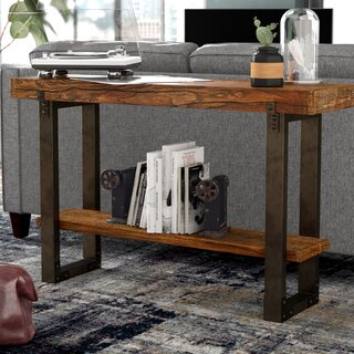 "Diandra 48"" Solid Wood Console Table by Trent Austin Design SKU:ED575897 Shop"
