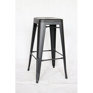 Stetson 29 Bar Stool (Set Of 2) by Williston Forge Modern