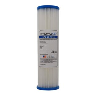 Hydronix Polyester Pleated..