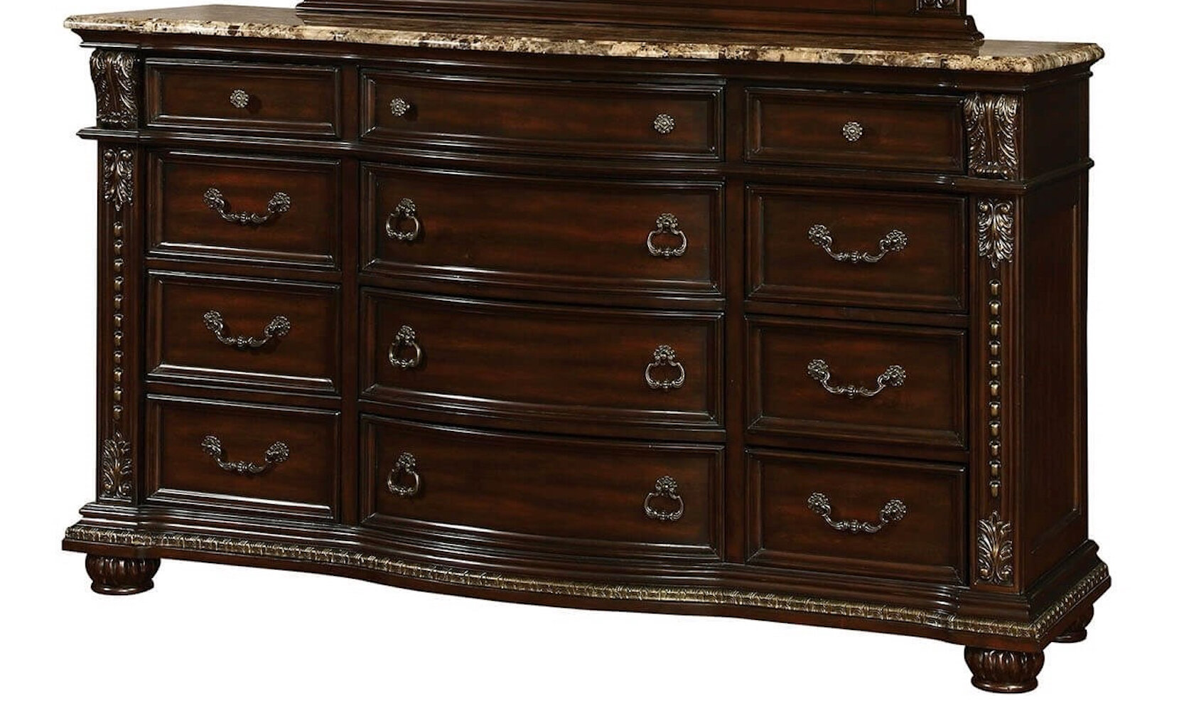 Marble Top Dressers Chests You Ll Love In 2021 Wayfair
