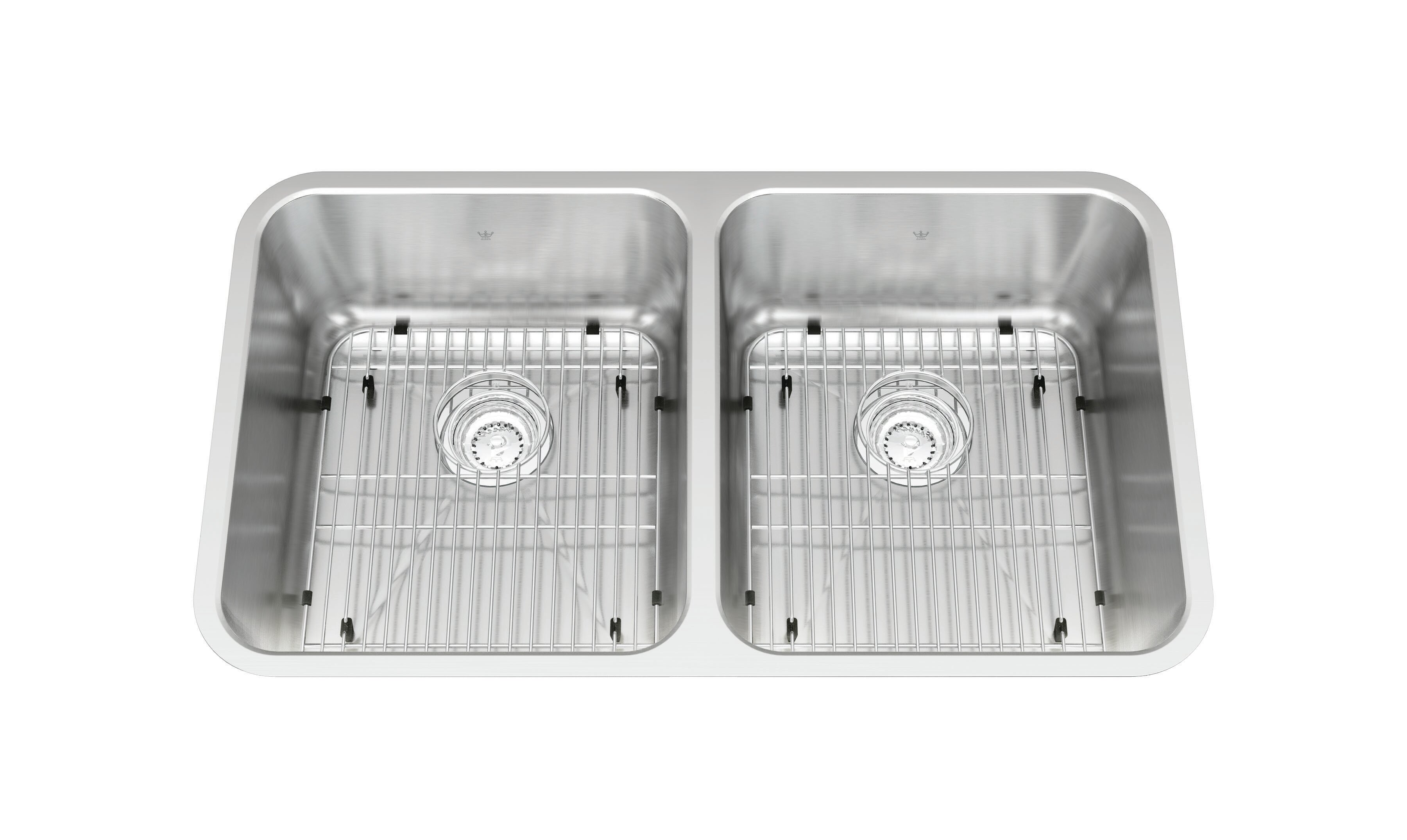 Stainless Steel Basket Sink Strainer for Kindred Sinks