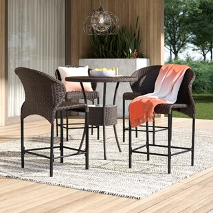 Nicodemus 5 Piece Dining Set by Mercury Row