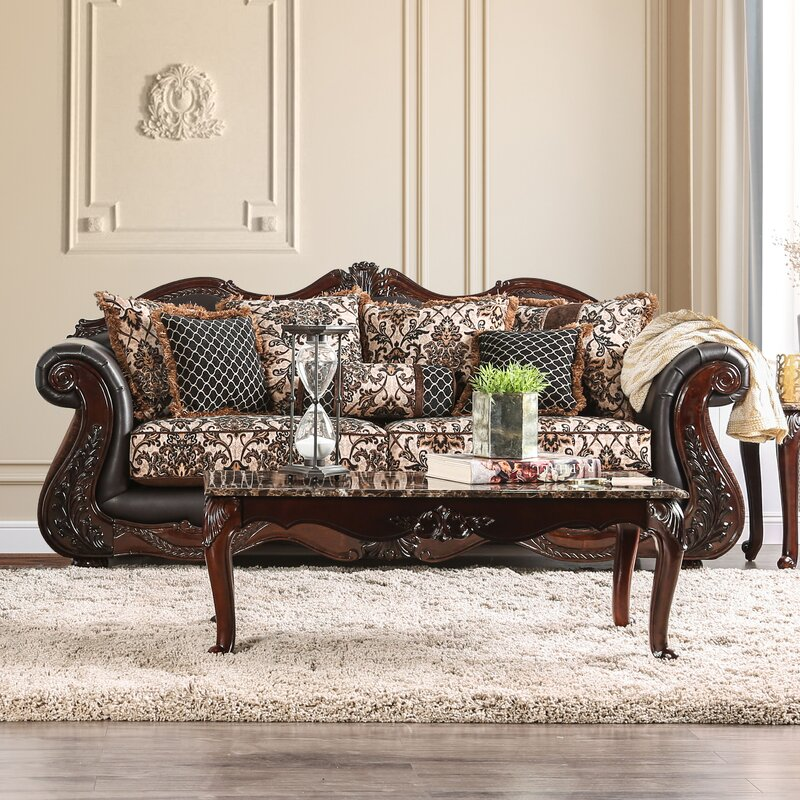 Astoria Grand Dolman Traditional Sofa | Wayfair