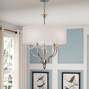 Manuela 5-Light Chandelier By Darby Home Co Ceiling Lights