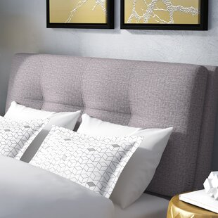 Deemer Upholstered Panel Headboard