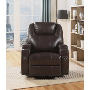 Red Barrel Studio Despain Manual Swivel Rocker Recliner