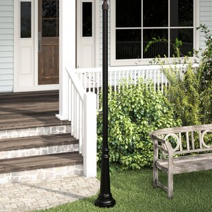 Leroy Surface Mount Post By Charlton Home Outdoor Lighting