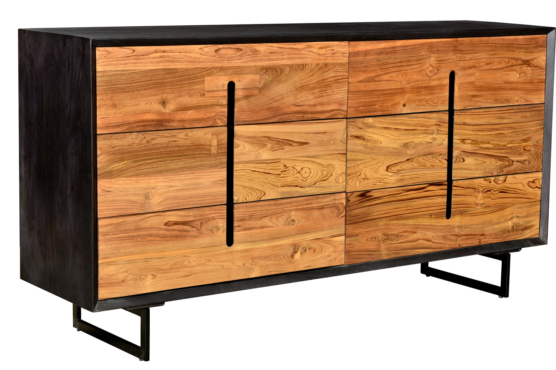 Solid Wood Teak Dressers Chests You Ll Love In 2021 Wayfair