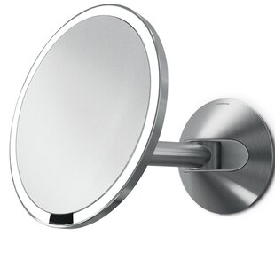 Compare & Buy Sensor Makeup/Shaving Mirror By simplehuman