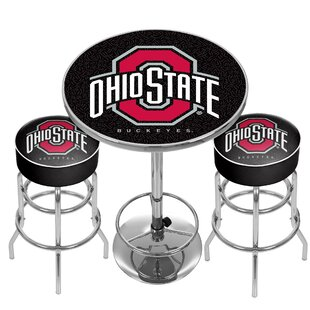 NCAA Game Room Combo Pub Table Trademark Global