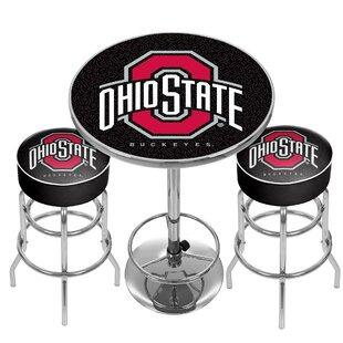 NCAA Game Room Combo Pub Table Trademark Global