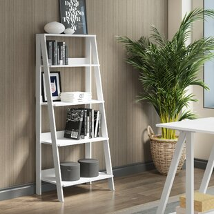 Lucious Ladder Bookcase By Ebern Designs