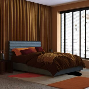 Tylor Upholstered Platform Bed by Mercury Row