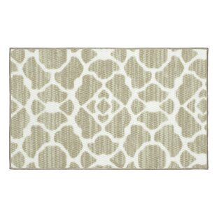 Kohl Beige Area Rug by Structures